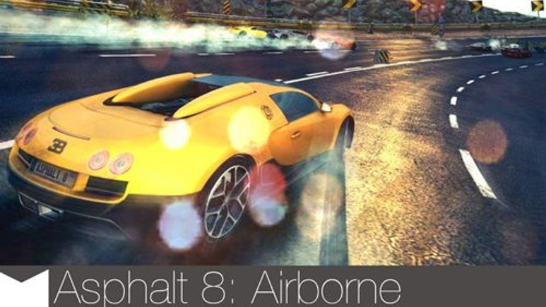 Google Play'de Asphalt 7: Heat indirimde!