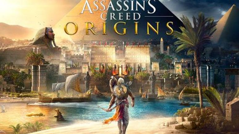 Assassin's Creed Origins için yeni fragman yayınlandı!