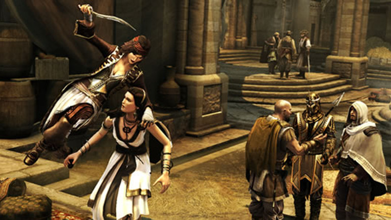 Assassin's Creed Revelations'a harita paketi geliyor!