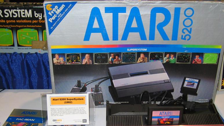 Efsane firma ATARİ, 40. yılını kutluyor!