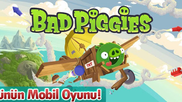 iOS ve Android için Bad Piggies