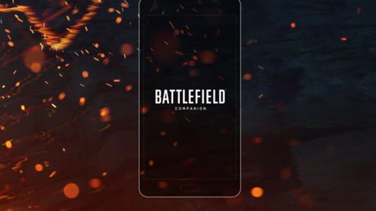 Battlefield 1 Companion uygulaması yayınlandı
