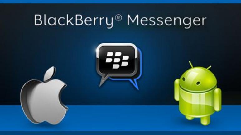 Android ve iOS için BBM kullanıcılarına müjde!
