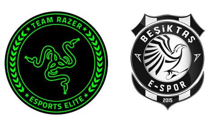 Team Razer ve Besiktas Tribünleri Costuracak