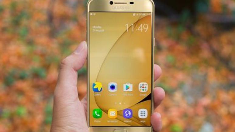 Samsung Galaxy C7 Pro tanıtımdan önce yine sızdırıldı