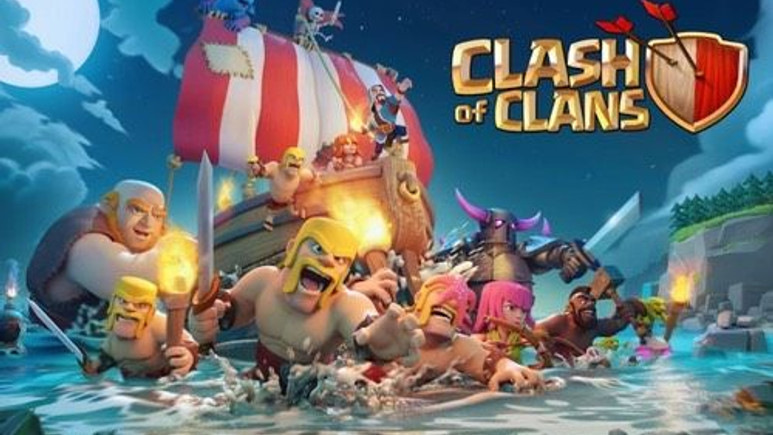 Clash of Clans için büyük güncelleme!