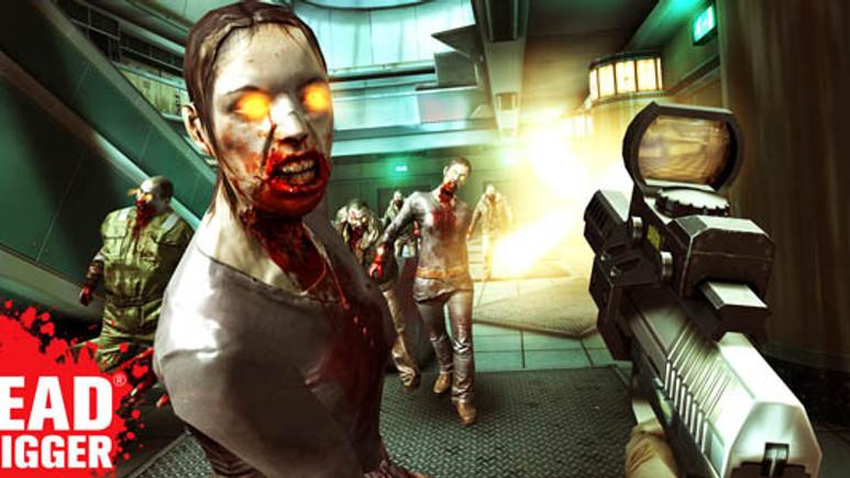 Dead Trigger, çok yakında Google Play Store'da!