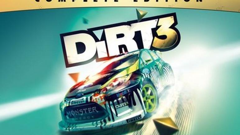 DiRT 3 Complete Edition ücretsiz oldu!