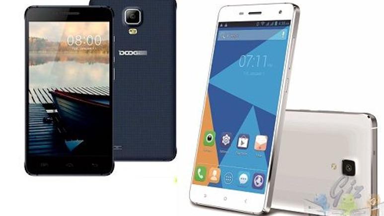 Doogee tamamı metal yeni telefonları Iron Bone DG750 ve Ibiza F2 tanıttı