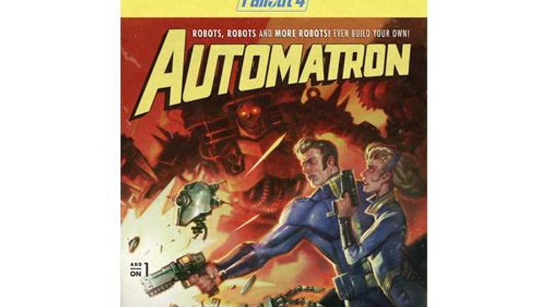 Fallout 4 Automatron DLC Paketi Tanıtıldı