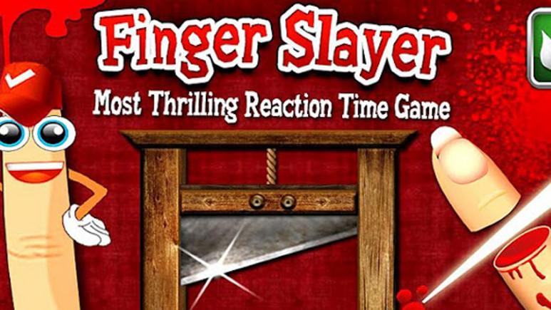 Android için Finger Slayer -İnceleme