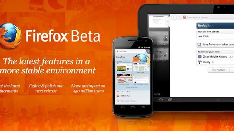 Firefox 13 son sürüm beklenenden önce geldi!