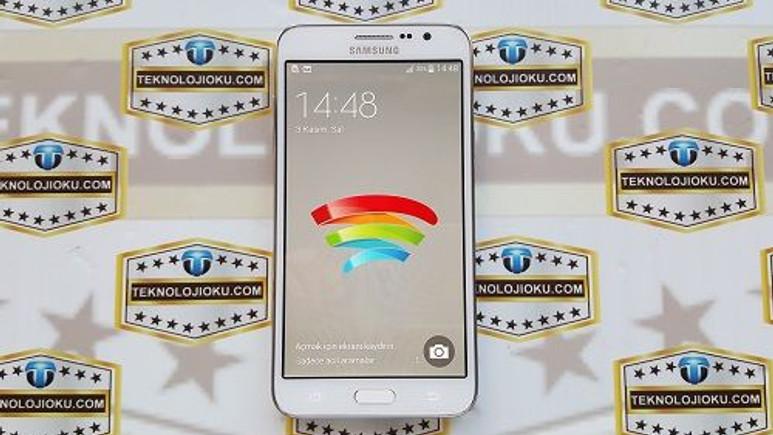 Avea Samsung Galaxy Grand Max Video İnceleme