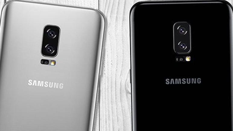 Çift kameralı Samsung telefonu canlı görüntülendi