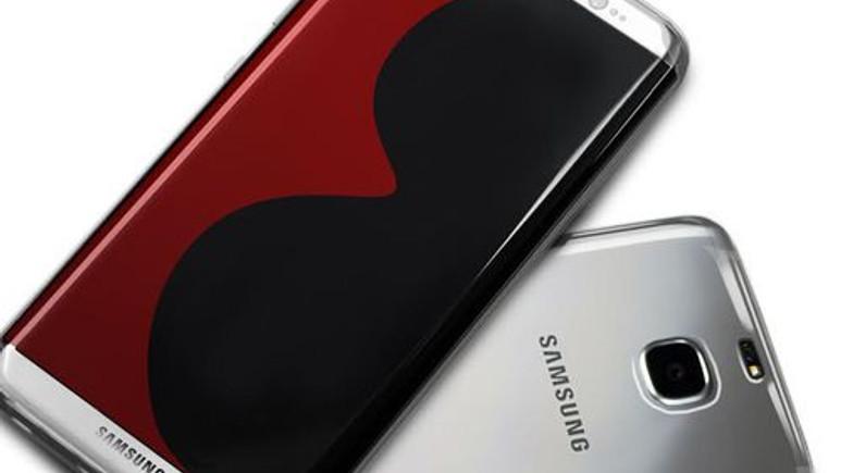 Galaxy S8'in duvar kağıtları sızdırıldı