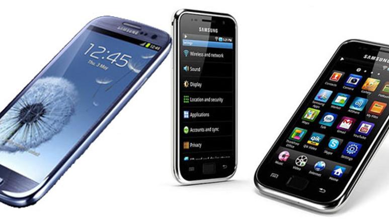 Samsung Galaxy S III ve Galaxy Nexus  -Karşılaştırma