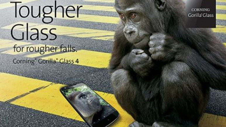 Samsung Galaxy Note 4 ve Galaxy Alpha'da Gorilla Glass 4 kullanacak