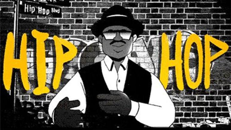 Hip Hop tarihi Google anasayfasında Doodle oldu