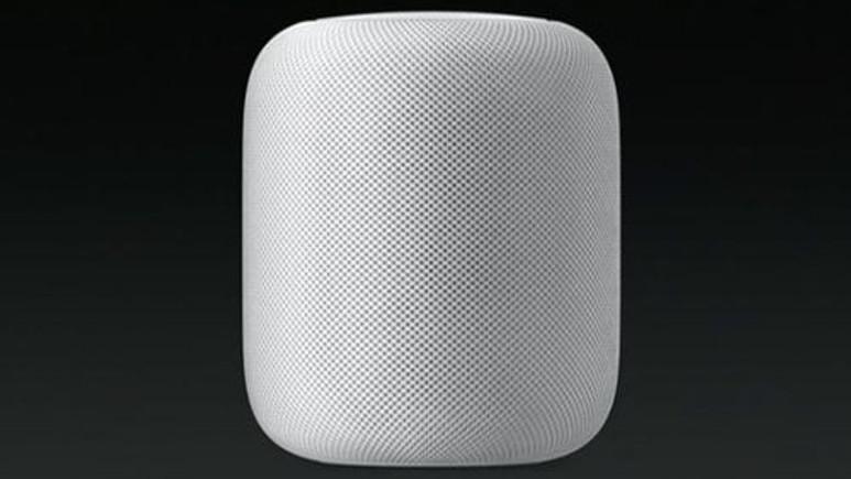 İşte Apple'ın son harikası: HomePod!