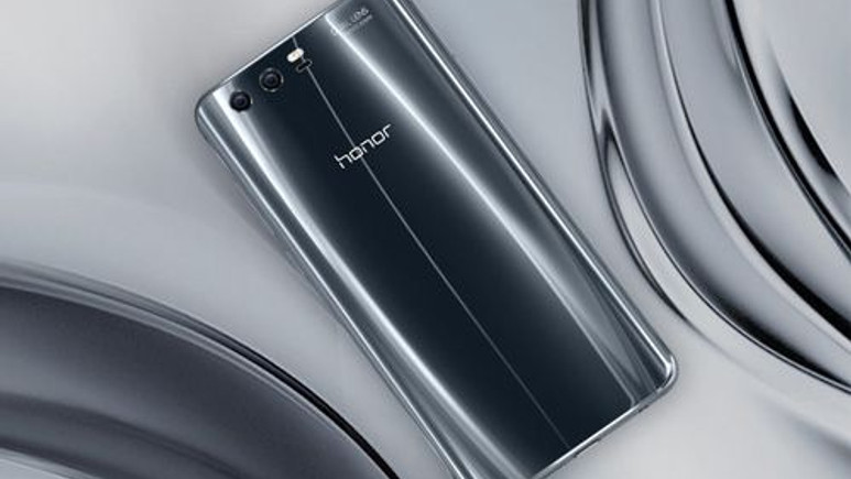 Huawei Honor 9 Avrupa'da!