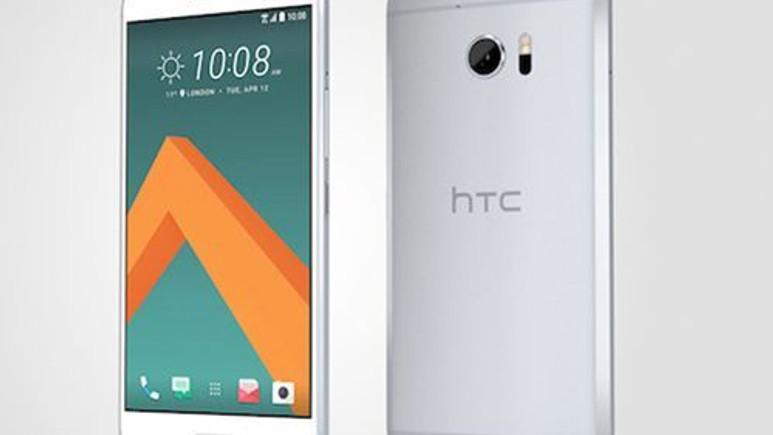 Şimdi de saf beyaz HTC 10 kameralara poz verdi