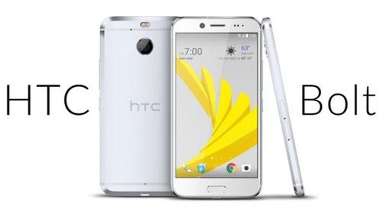 HTC Bolt görüntülendi!