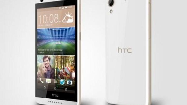 HTC Desire 626 tanıtıldı!