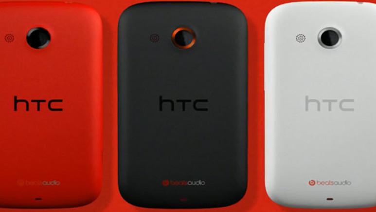 HTC'den iki telefon daha geliyor