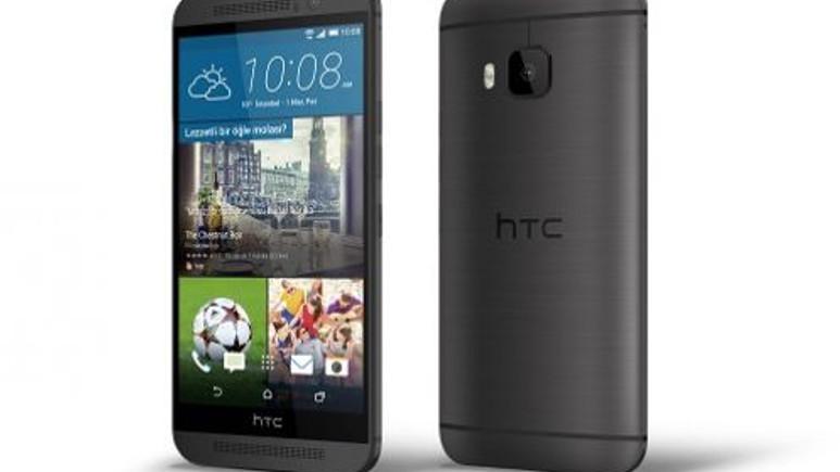 HTC'nin yeni amiral gemisi HTC One M9 Türkiye'de