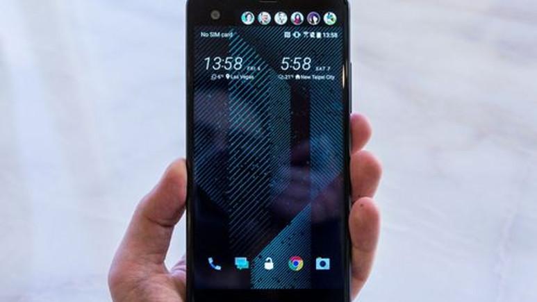 Safir ekranlı HTC U Ultra tanıtıldı! İşte HTC U Ultra özellikleri!