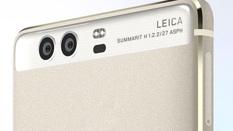 Huawei'den kenardan kenara ekranlı çift kameralı telefon geliyor!