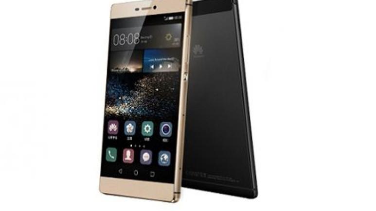 Huawei, yeni nesil telefonu P8'i tanıttı