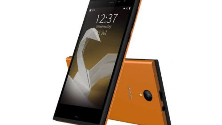 Sailfish işletim sistemli akıllı telefon Intex Aqua Fish duyuruldu