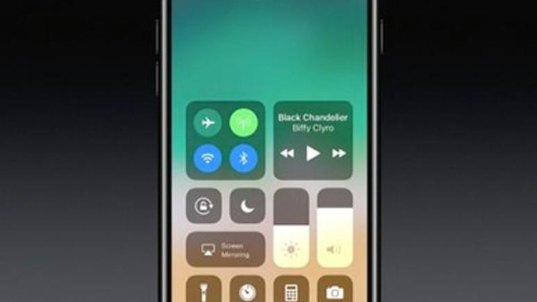 iOS 11 Beta'nın duvar kağıdı burada!