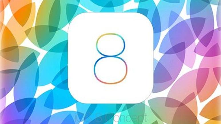 iOS 8'in az bilinen veya gizli 10 özelliği
