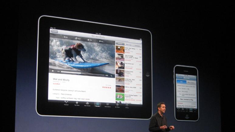 İlk iPhone ve iPad'i Nokia mı üretti?