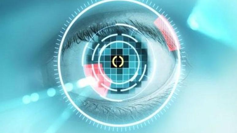 iPhone iris tarayıcısına sahip olacak!