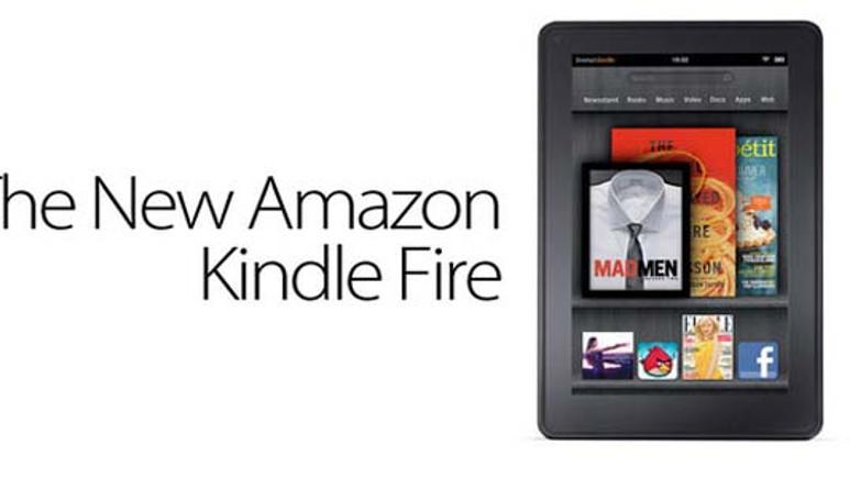 Yeni Kindle Fire görüntülendi!