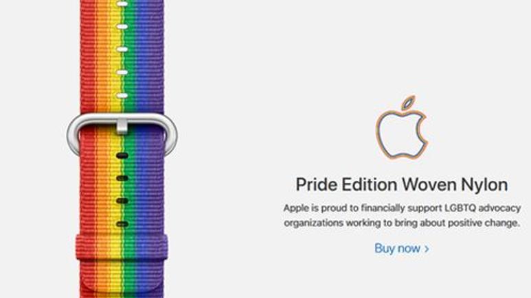 Apple, LBGT gruplarına bu ürünü ile destek sağlıyor!
