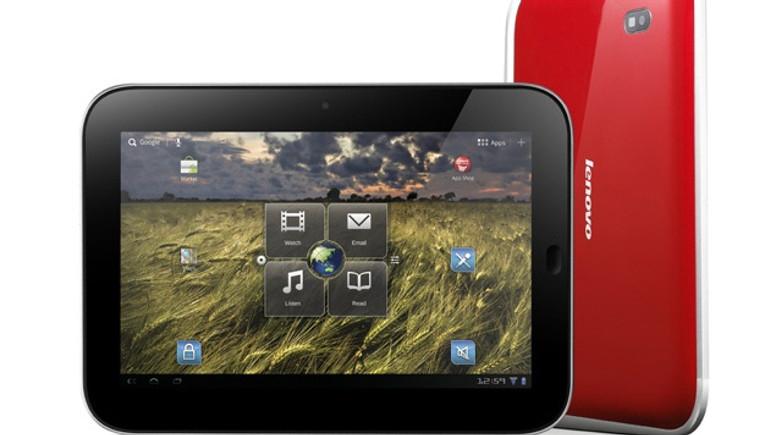 Lenovo, 2012'de piyasaya 40 akıllı telefon modeli sürecek!