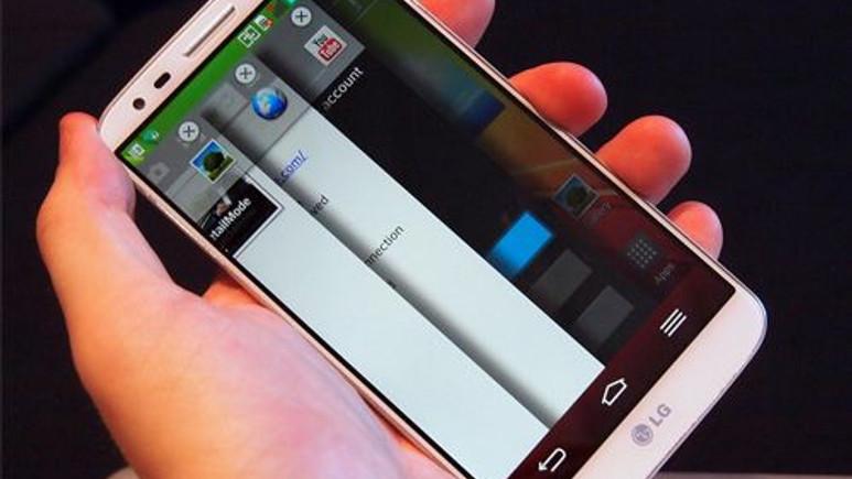LG G2'nin bu özelliği muhteşem - Video