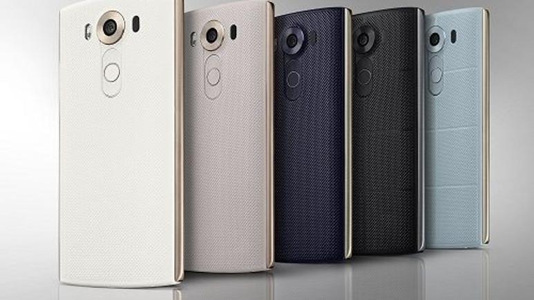 LG'nin yeni nesil telefonu V10 video değerlendirmesi