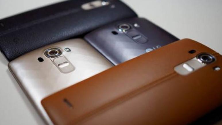 LG G4 için süper deri kapak ve kılıflar!