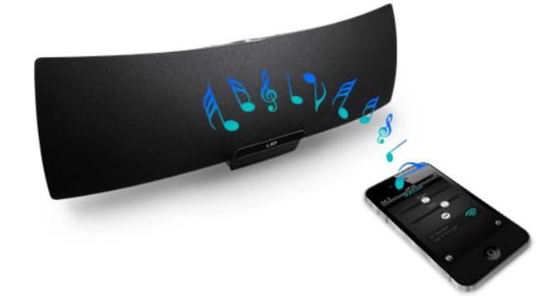 Logitech iPhone için kablosuz müzik keyfi sunuyor!