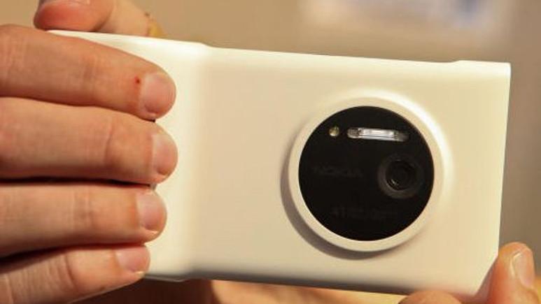 Bilim adamları  Lumia 1020'yi mikroskop haline getirdi