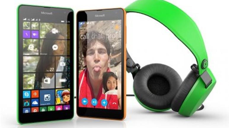 Microsoft Lumia 535'in hatası güncelleme ile düzeltilecek