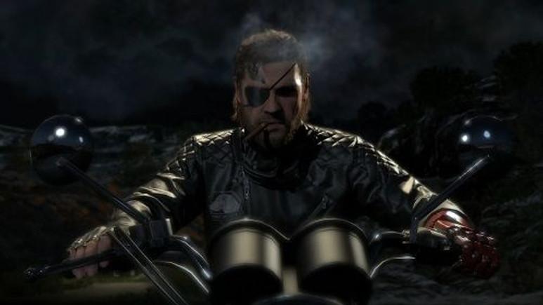 Metal Gear Solid V: The Phantom Pain, farklı bir tarih ile tekrar listelendi!