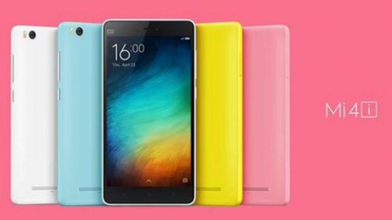 Xiaomi Mi 4i resmen tanıtıldı