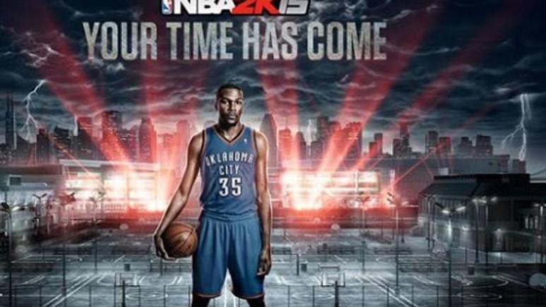 NBA 2K15′e ait yeni bir video yayınlandı
