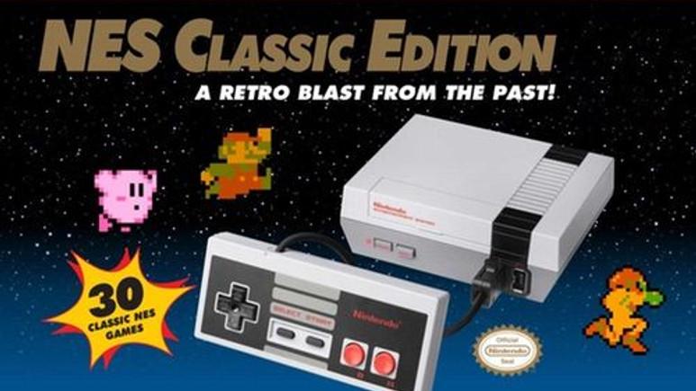 NES Classic Edition yok sattı!